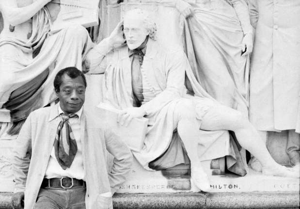 Looter to Who? James Baldwin on Racism in America