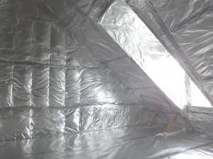 left ventilation