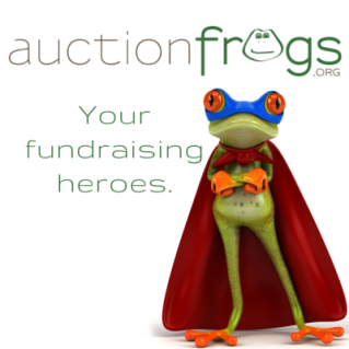 Auction Frogs Logo