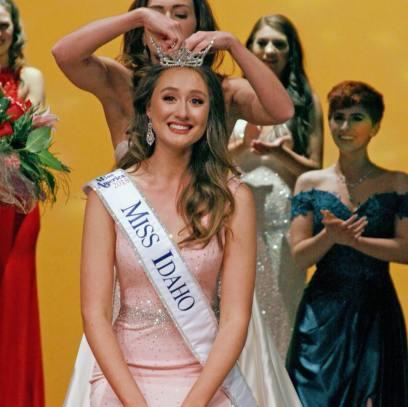Miss Idaho 2018